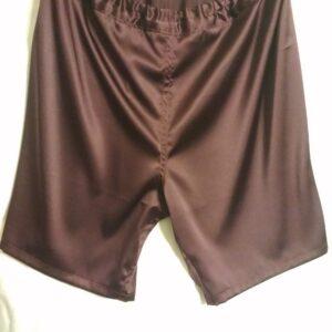 hodvábne šortky