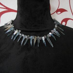 mušľové náhrdelníky